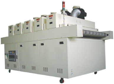 a3eb8bdf1578 This is the equipment used when UV curing is necessary for the surface  curing in the finish process to manufacture flooring (materials) using  lumber.
